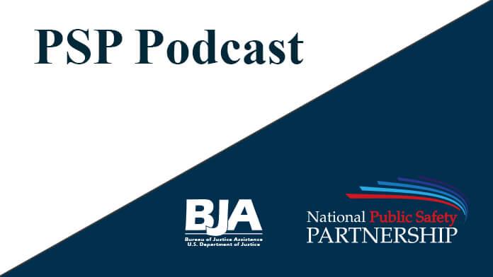 National Public Safety Partnership podcast logo