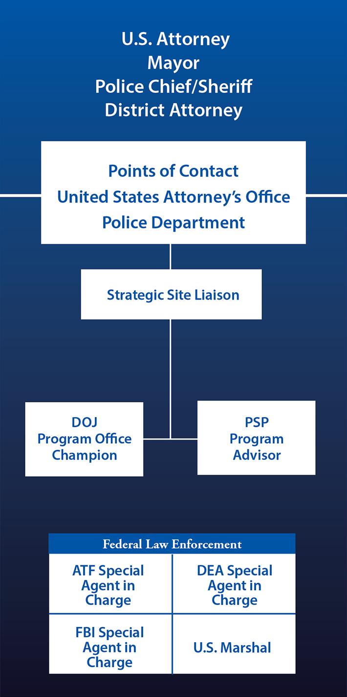 Site team structure