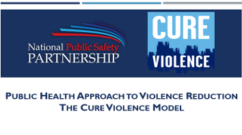 Public Health Approach to Violence Reduction—The Cure Violence Model slide