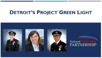 Detroit's Project Green Light slide