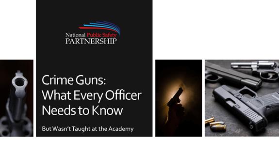 Crime Guns 101 slide